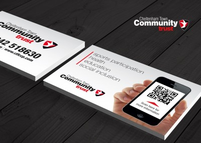CTFCCP Business Cards
